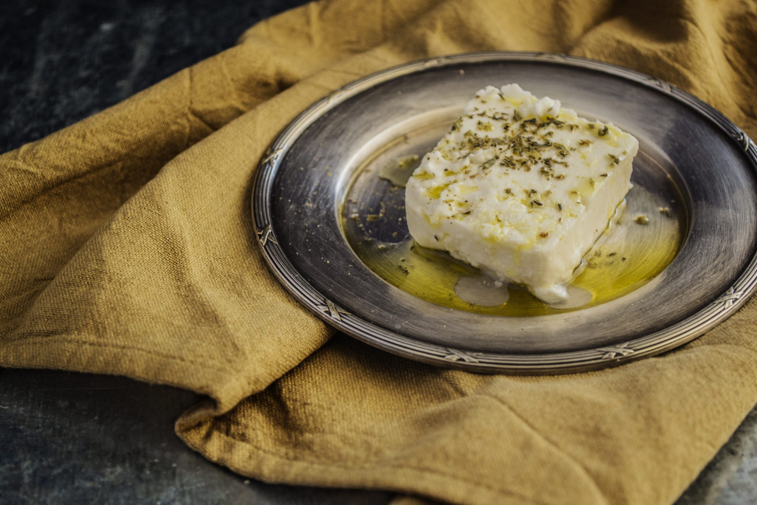 feta, feta cheese, olive oil